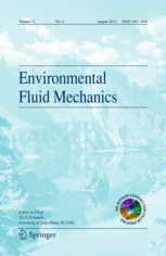 Environmental Fluid Mechanics template (Springer)