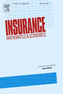 Insurance: Mathematics and Economics template (Elsevier)