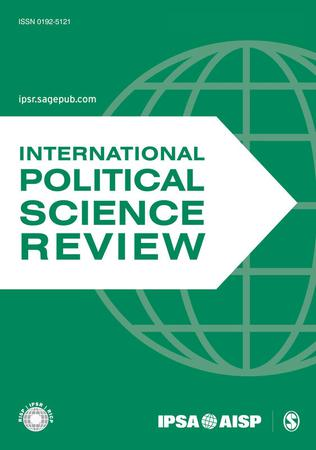 International Political Science Review template (SAGE)