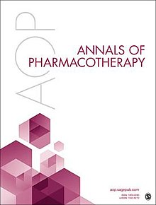Annals of Pharmacotherapy template (SAGE)