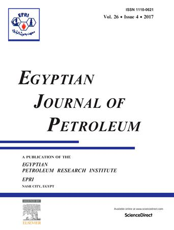 Egyptian Journal of Petroleum template (Elsevier)
