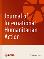Journal of International Humanitarian Action template (Springer)