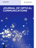 Journal of Optical Communications template (De Gruyter)