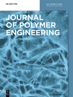 Journal of Polymer Engineering template (De Gruyter)