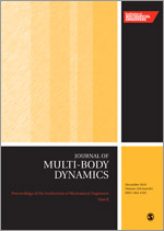 Proceedings of the Institution of Mechanical Engineers, Part K: Journal of Multi-body Dynamics template ( Part K: Journal of Multi-body Dynamics)
