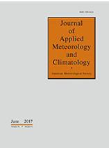 Journal of Applied Meteorology and Climatology template (American Meteorological Society)