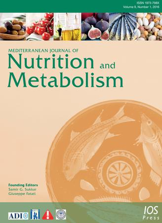 Mediterranean Journal of Nutrition and Metabolism template (IOS Press)