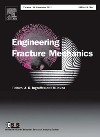 Engineering Fracture Mechanics template (Elsevier)