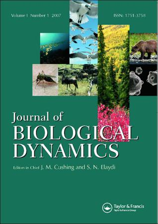 Journal of Biological Dynamics template (Taylor and Francis)