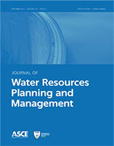 Journal of Water Resources Planning and Management template (American Society of Civil Engineers)