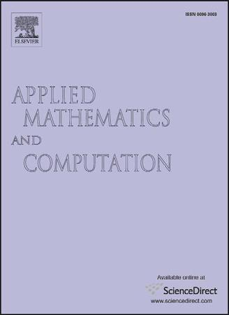 Applied Mathematics and Computation template (Elsevier)