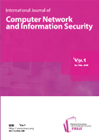International Journal of Computer Network and Information Security(IJCNIS) template (Modern Education and Computer Science Press)