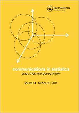 Communications in Statistics - Simulation and Computation template (Taylor and Francis)