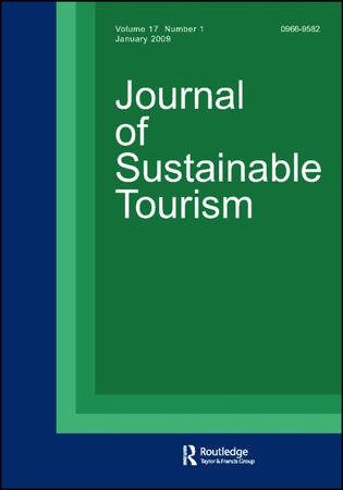 Journal of Sustainable Tourism template (Taylor and Francis)