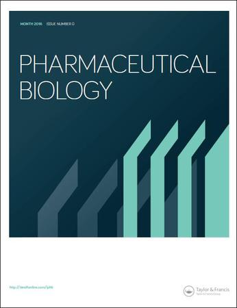 Pharmaceutical Biology template (Taylor and Francis)