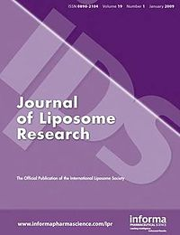 Journal of Liposome Research template (Taylor and Francis)