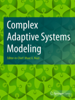 Complex Adaptive Systems Modeling template (Springer)