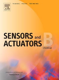 Sensors and Actuators B: Chemical template (Elsevier)