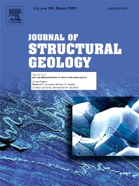 Journal of Structural Geology template (Elsevier)