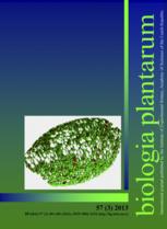 Biologia Plantarum template (Springer)