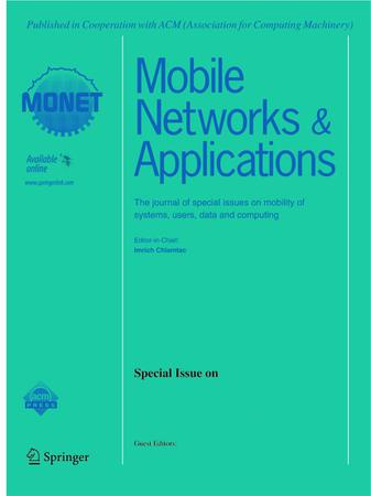 Mobile Networks and Applications template (Springer)