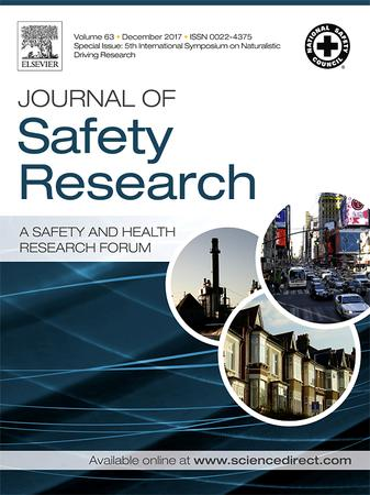 Journal of Safety Research template (Elsevier)