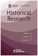 Historical Research template (Wiley)