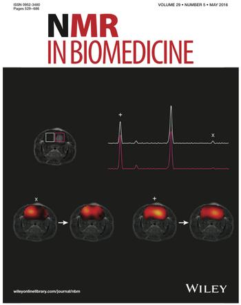 NMR in Biomedicine template (Wiley)