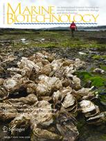 Marine Biotechnology template (Springer)