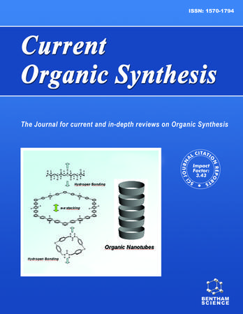 Current Organic Synthesis template (Bentham Science)