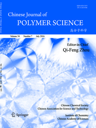 Chinese Journal of Polymer Science template (Springer)