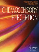 Chemosensory Perception template (Springer)