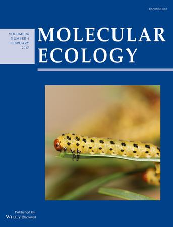 Molecular Ecology template (Wiley)