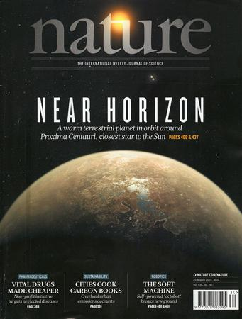 Nature research journals template (Nature)