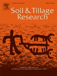 Soil and Tillage Research template (Elsevier)