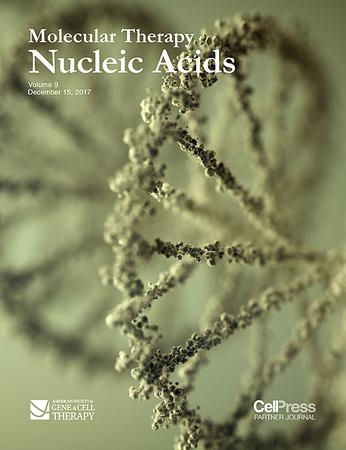Molecular Therapy - Nucleic Acids template (Elsevier)