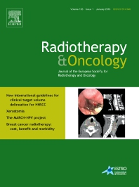 Radiotherapy and Oncology template (Elsevier)