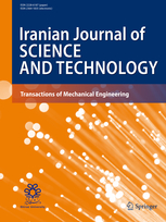Iranian Journal of Science and Technology, Transactions of Mechanical Engineering template ( Transactions of Mechanical Engineering)