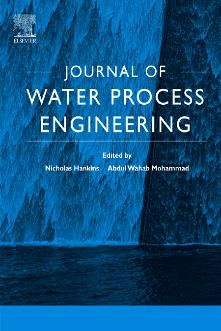 Journal of Water Process Engineering template (Elsevier)