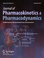 Journal of Pharmacokinetics and Pharmacodynamics template (Springer)