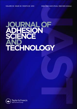 Journal of Adhesion Science and Technology template (Taylor and Francis)