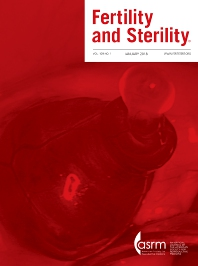 Fertility and Sterility template (Elsevier)