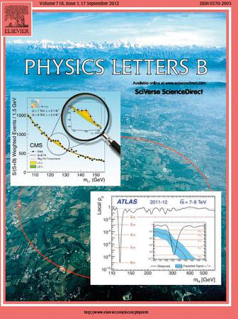 Physics Letters B template (Elsevier)