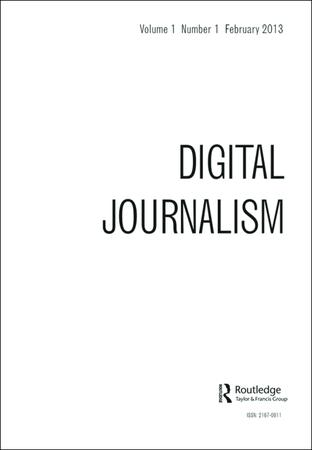Digital Journalism template (Taylor and Francis)