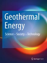 Geothermal Energy template (Springer)
