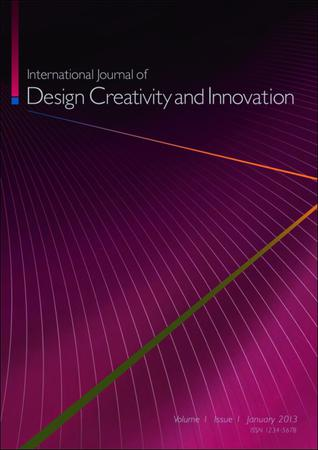 International Journal of Design Creativity and Innovation template (Taylor and Francis)