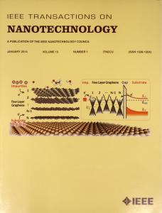 IEEE Transactions on Nanotechnology template (IEEE)