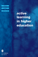 Active Learning in Higher Education template (SAGE)