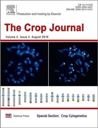 The Crop Journal template (Elsevier)