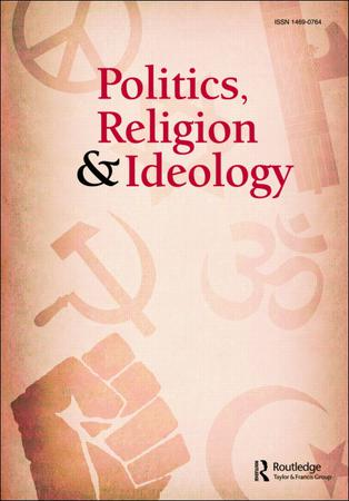 Politics, Religion and Ideology template ( Religion and Ideology)